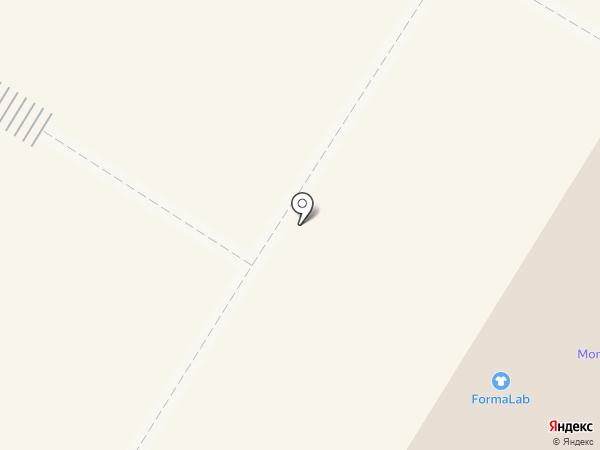 KOMOD на карте Нефтеюганска