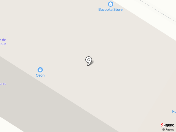 КОМП на карте Нефтеюганска