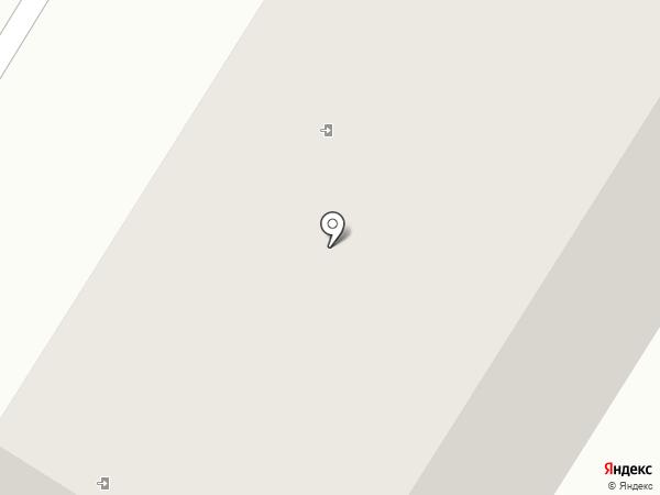 Парикмахерская на карте Нефтеюганска