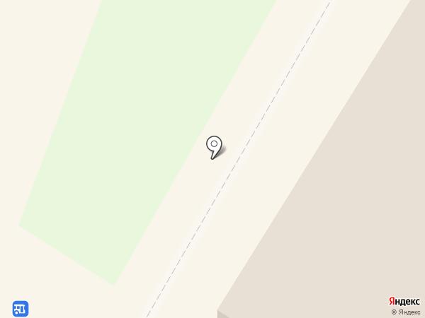 Почтовое отделение №9 на карте Нефтеюганска