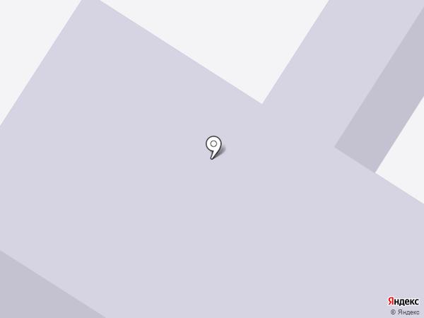 Детский сад №6 на карте Нефтеюганска