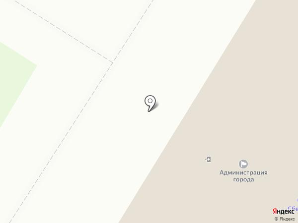 Администрация г. Нефтеюганска на карте Нефтеюганска