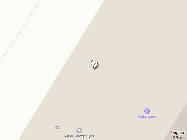 Департамент по делам Администрации г. Нефтеюганска на карте Нефтеюганска