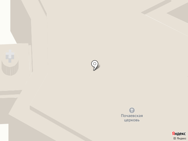 Храма Святаго Духа на карте Нефтеюганска