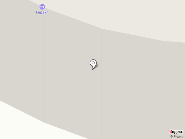 Avenue16th на карте Нефтеюганска