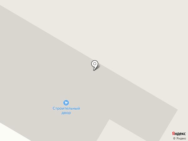 Строящиеся объекты на карте Нефтеюганска