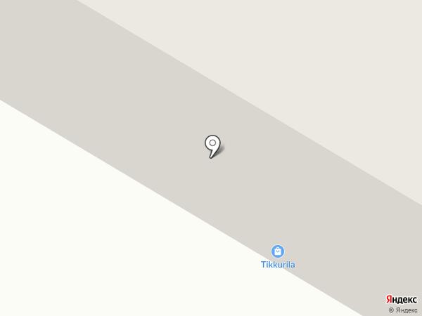 Tikkurila на карте Нефтеюганска