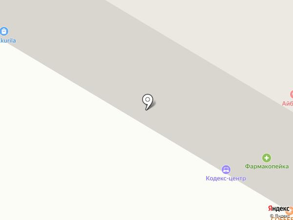 7 гномов на карте Нефтеюганска