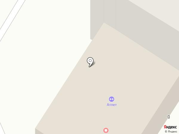 Гранд на карте Нефтеюганска