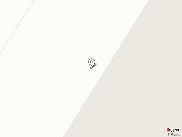 Бриз на карте Нефтеюганска
