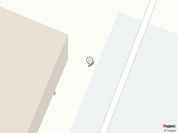 Линзомат на карте Нефтеюганска