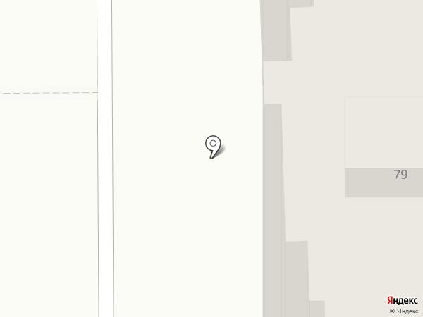 Гранат на карте Нефтеюганска