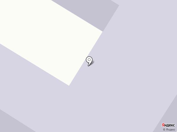 Детская школа искусств на карте Нефтеюганска