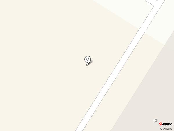 Легат на карте Нефтеюганска