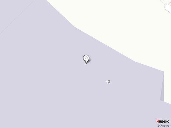 Центральная городская библиотека на карте Нефтеюганска