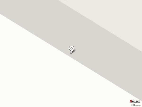 Башмачок на карте Нефтеюганска