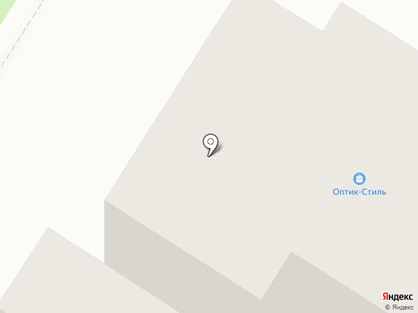 Фармакопейка на карте Нефтеюганска