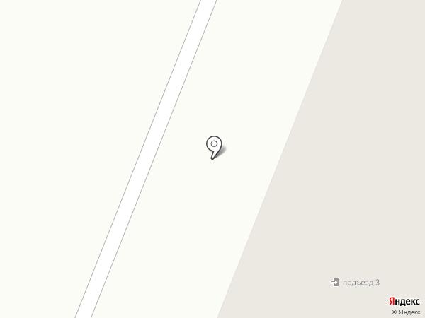Югансксевер на карте Нефтеюганска