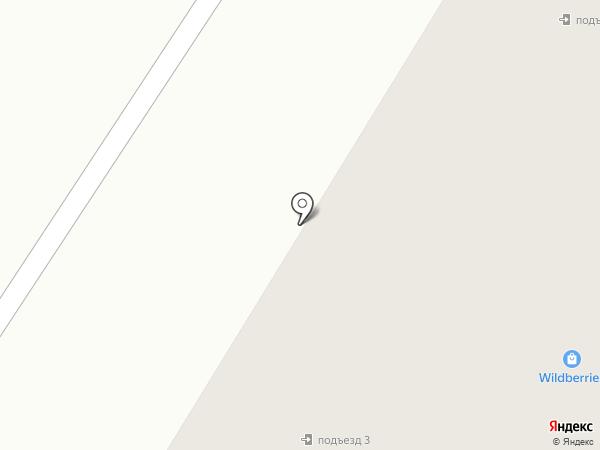 Продуктовый магазин на ул. 3-й микрорайон на карте Нефтеюганска