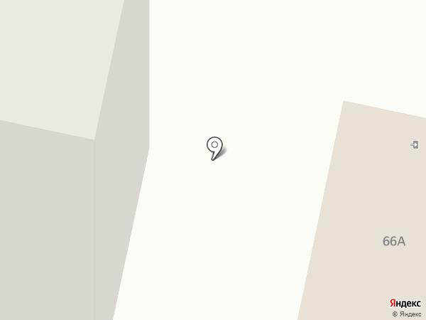 Салют на карте Нефтеюганска