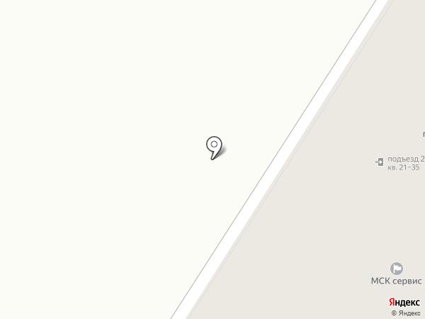 ЖЭУ №2 на карте Нефтеюганска