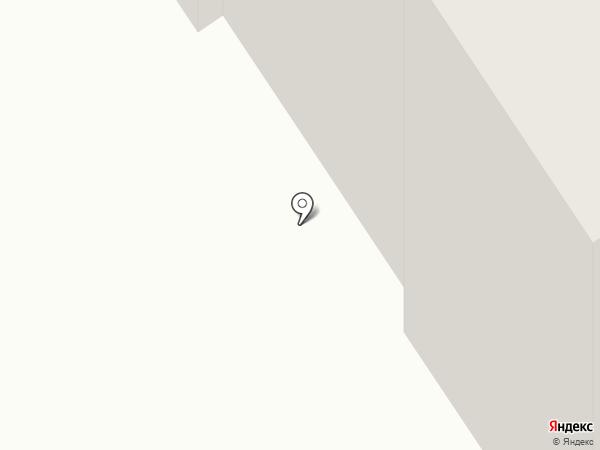 Юган на карте Нефтеюганска