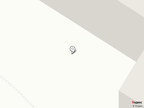 Красное & Белое на карте Нефтеюганска