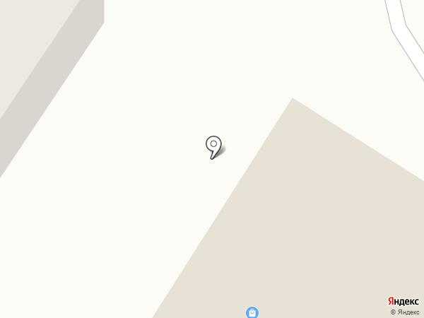 Буак-бу на карте Нефтеюганска