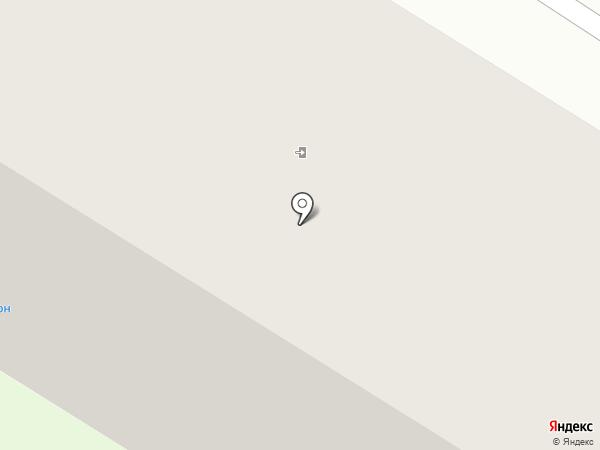 Север на карте Нефтеюганска