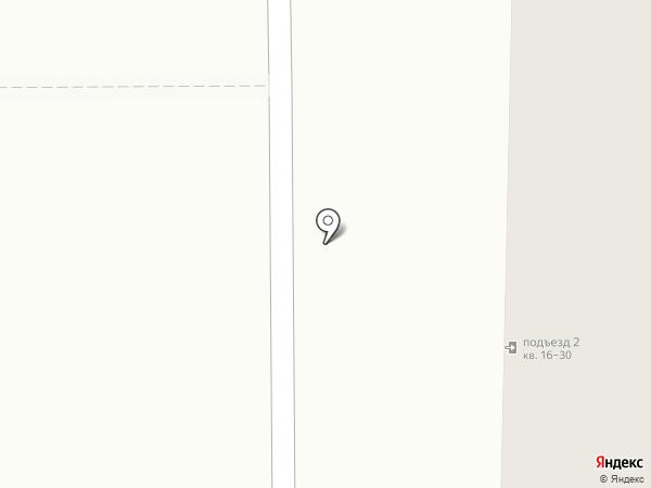 Оксана на карте Нефтеюганска