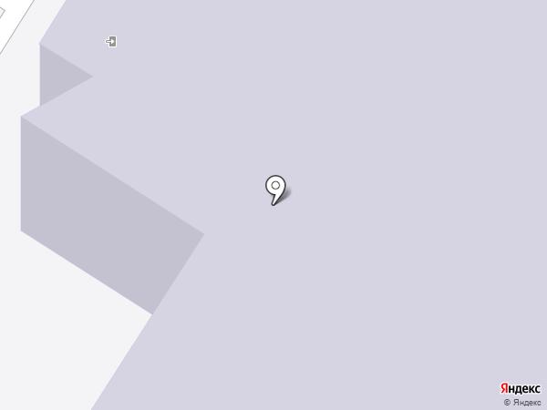 Средняя общеобразовательная школа №3 на карте Нефтеюганска