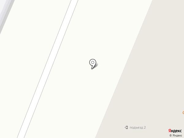 Хиномару на карте Нефтеюганска