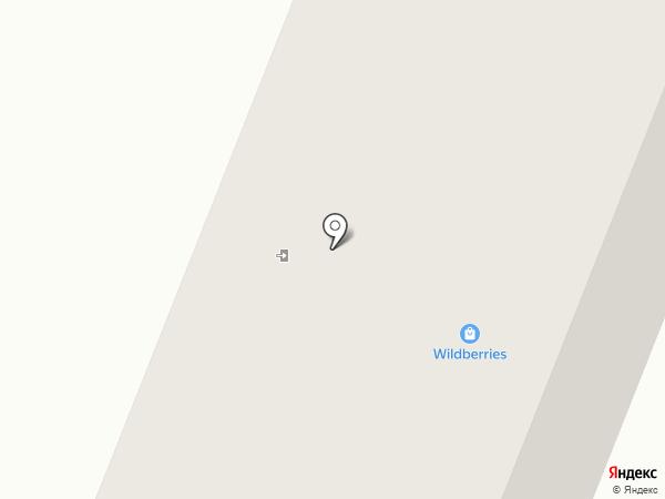 Юлия на карте Нефтеюганска