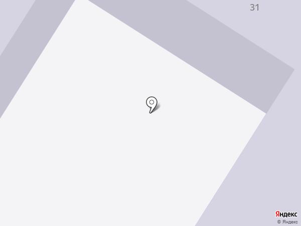 Средняя общеобразовательная кадетская школа №4 на карте Нефтеюганска