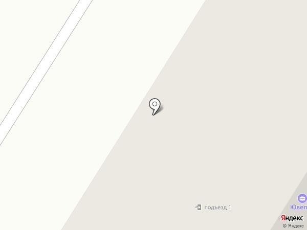 АГГ-СЕРВИС на карте Нефтеюганска