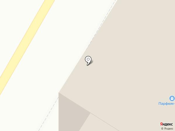 Лезгиночка на карте Нефтеюганска