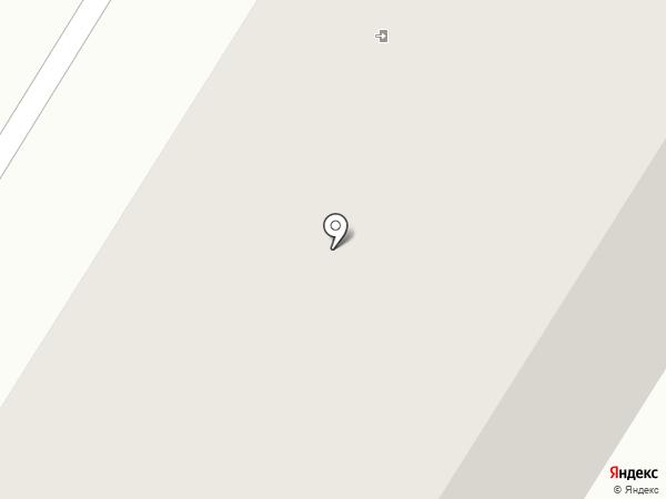 Отдел следственной части следственного управления на карте Нефтеюганска