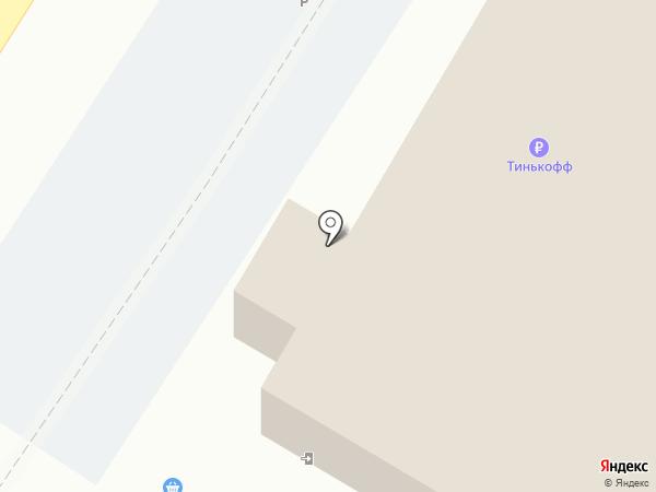 Магнит на карте Нефтеюганска