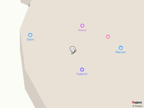 Проф Косметика на карте Нефтеюганска
