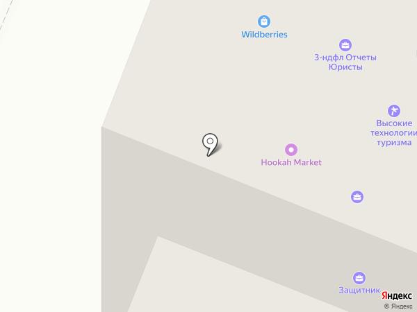 Ресо-Гарантия, ОСАО на карте Нефтеюганска