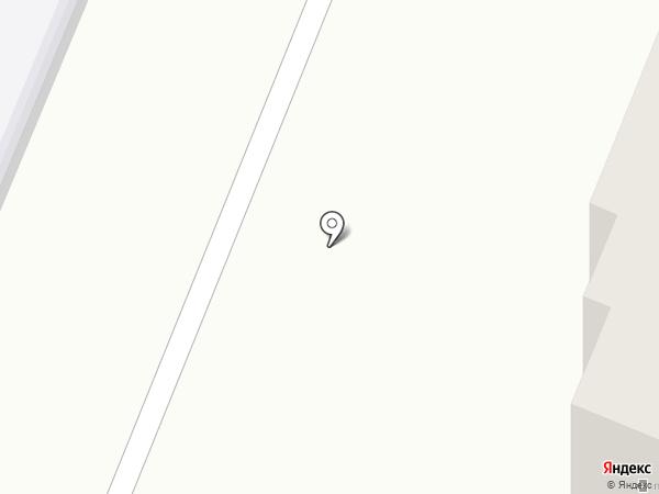 Браво на карте Нефтеюганска
