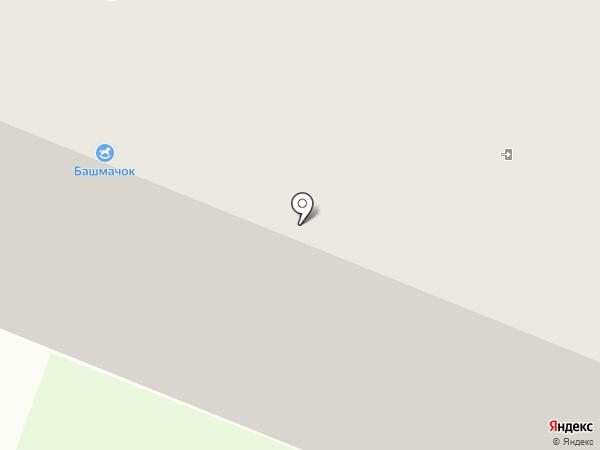 Paradise на карте Нефтеюганска