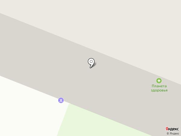 BarOn Pub на карте Нефтеюганска