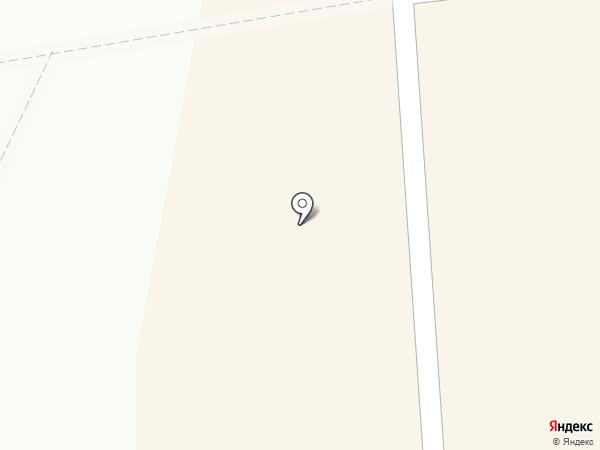 Цветочный дом на карте Нефтеюганска