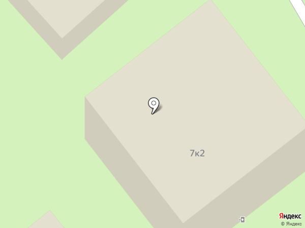Продуктовый магазин на ул. Ленина на карте Нефтеюганска