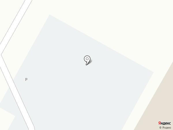 Сытый Самурай на карте Нефтеюганска