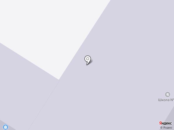 Центр дополнительного образования для детей на карте Нефтеюганска