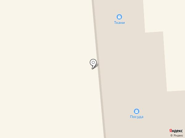 Магазин посуды на карте Нефтеюганска