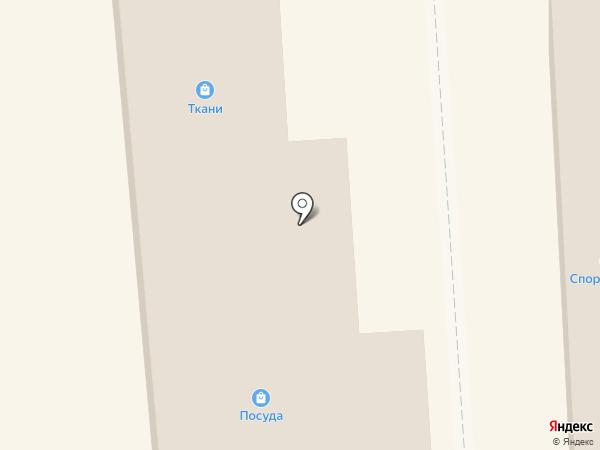 Miss каприz на карте Нефтеюганска