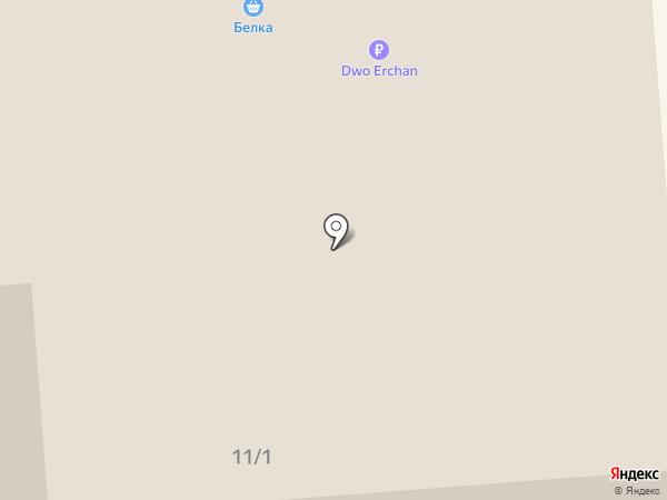 Ателье на карте Нефтеюганска